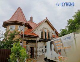 Утепление исторического частного дома - работа подрядчика из Калининграда