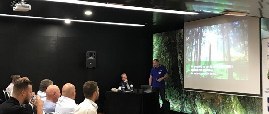 Встреча дистрибьюторов компании Айсинин 2019, Лисбон, Португалия