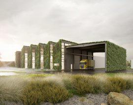 Зеленое здание – оригинальный подход к экологии от представителя в Чехии