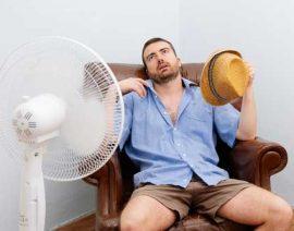 Теплоизоляция не только для зимы!