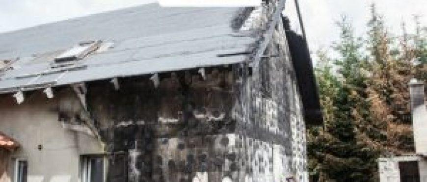 Теплоизоляционная пена Айсинин уменьшает потери во время пожара