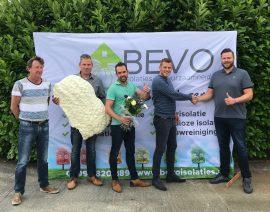 Nieuwe verwerker Belgie en Nederland