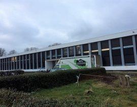 Isoleren schoolgebouw in Vlissingen