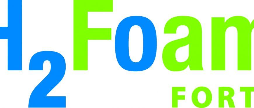 L'application de notre mousse H2Foam Forte