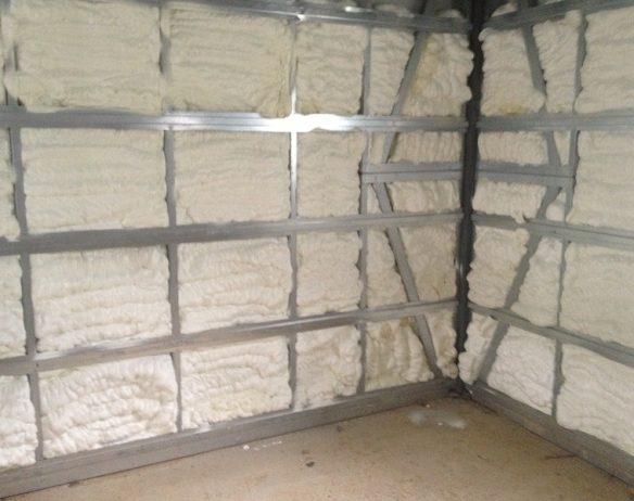 Isolation de maisons contemporaines en structure métallique – GONCALVES eurl, France