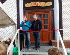 Ski-MUSEUM v Harrachově