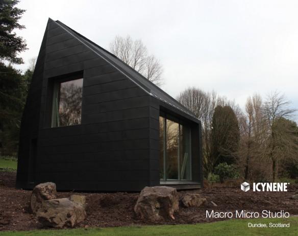 Architektonické studio Micro Macro, Skotsko 2015