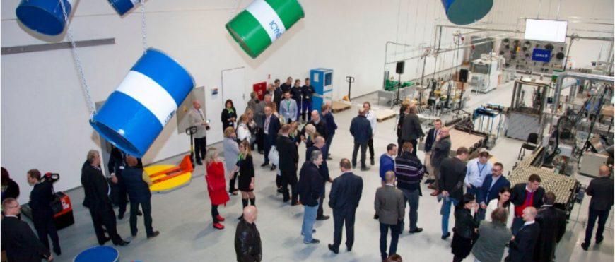 Další rozvoj Icynene Europe a rozšíření nových prostor