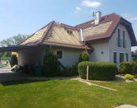 Nejlepší čas pro rekonstrukci střechy shora je v letním období!