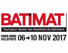 ICYNENE/isOlat France exposeront au salon BATIMAT à Paris du 6 au 10 novembre 2017