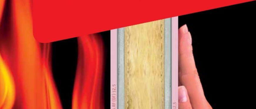 ICYNENE w katalogu przeciwpożarowych rozwiązań Rigips