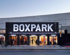 ICYNENE izoluje nowoczesne centrum handlowe