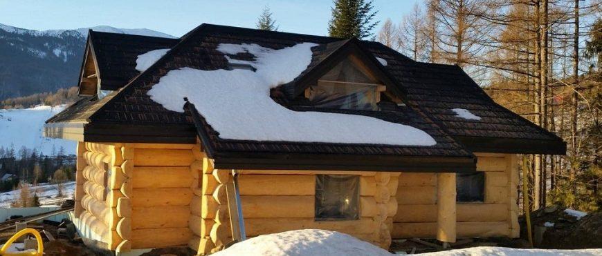 Izolacja domu drewnianego