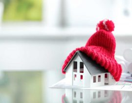 Izolacja poddasza pianką = spokojna zima