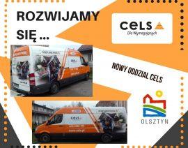 Izolacje natryskowe Olsztyn – nowa ekipa CELS