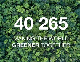 Making the World GREENER together