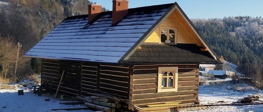 Ocieplenie 100 letniego domu