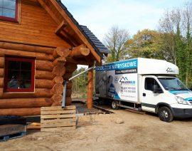 Ocieplenie domu z bala – Łagów Lubuski