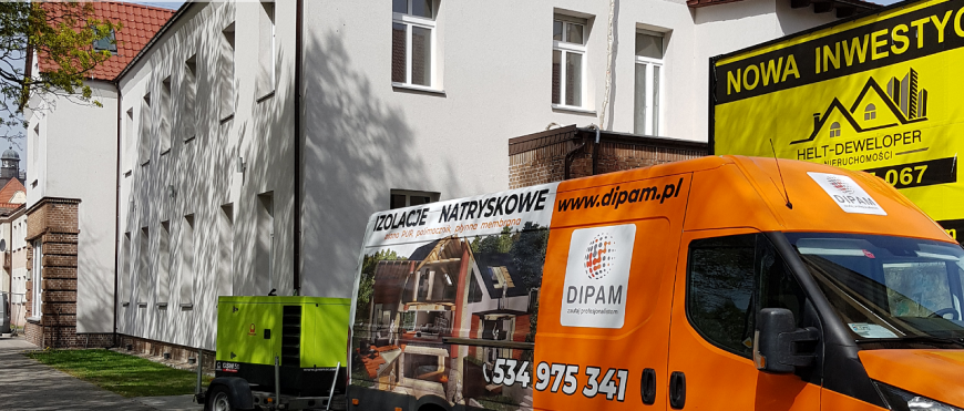 Dipam – Autoryzowany Wykonawca ICYNENE