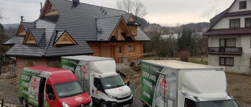 Ocieplenie domu z bali