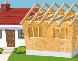 Rozbudowa domu – szybko i solidnie