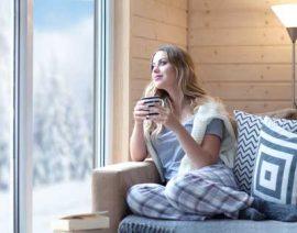 Izolacja natryskowa w domu pasywnym