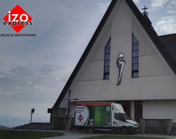 Termomodernizacja kościoła Kwiatonowice