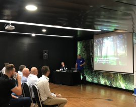 Európske stretnutie certifikovaných partnerov ICYNENE 2019, Lisabon Portugalsko