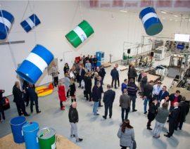 Rozšírené priestory Icynene Europe v Prahe a inovované výrobné postupy