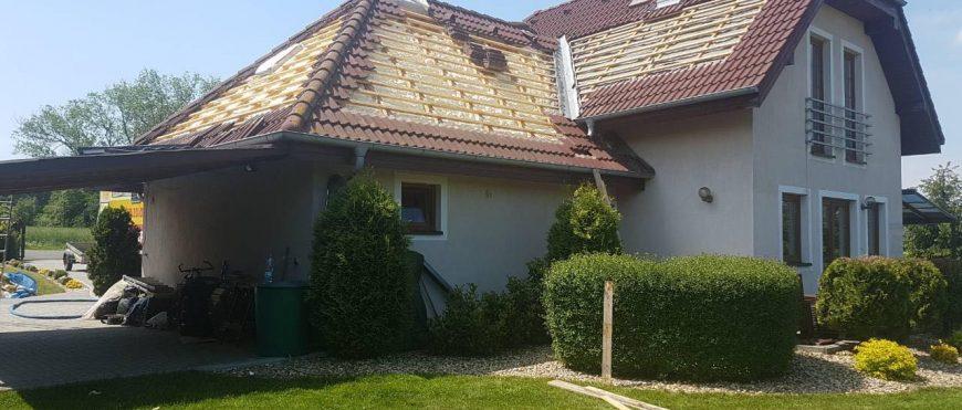 Najlepší čas pre rekonštrukciu strechy zhora je v letnom období!