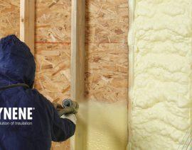 3 засади правильного утеплення будинку розпилюваною піною