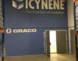 Зустріч представників Icynene в Празі – відкриття тренувального центру